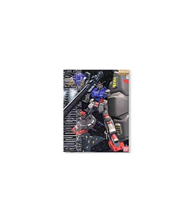 Gundam Master Grade 1/100 Model Kit MG RX-78 GP02A