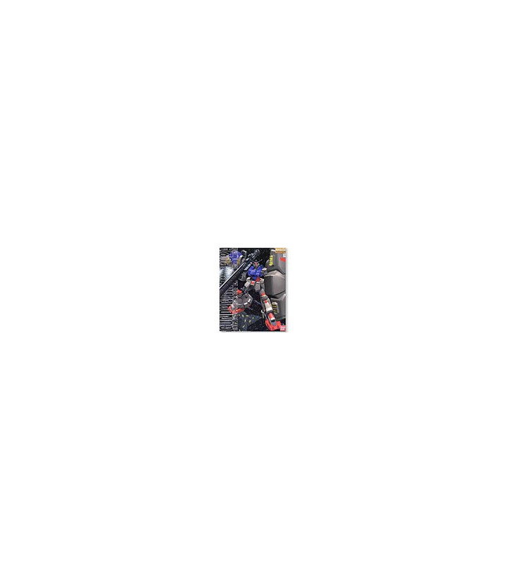 Gundam Master Grade 1/100 Model Kit MG RX-78 GP02A