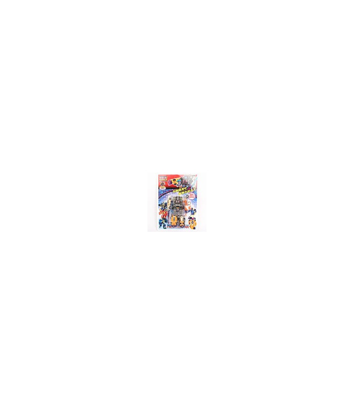 Transformers Combiner Menasor Unofficial Mini Version
