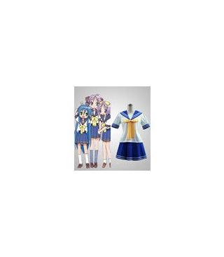 Lucky Star uniforme de la escuela japonesa cosplay