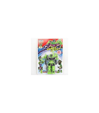 Transformers G1 Combiner Devastator Mini Version