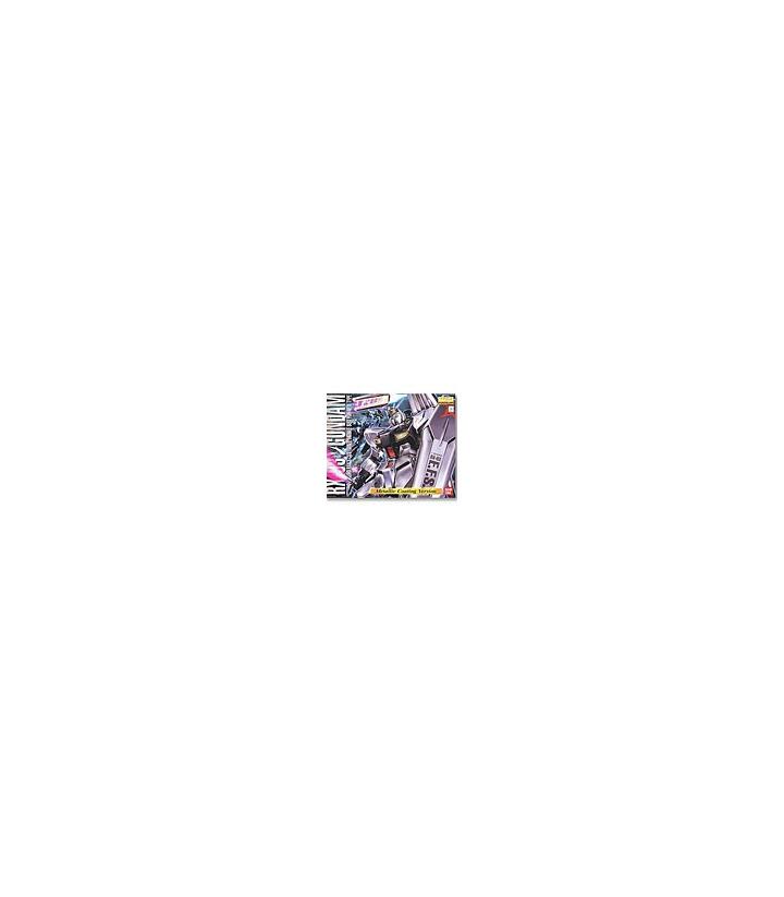 Gundam Master Grade 1/100 MG Nu Gundam Metallic Coating