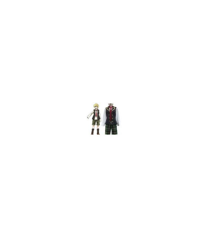 Pandora Hearts Oz Vessalius cosplay