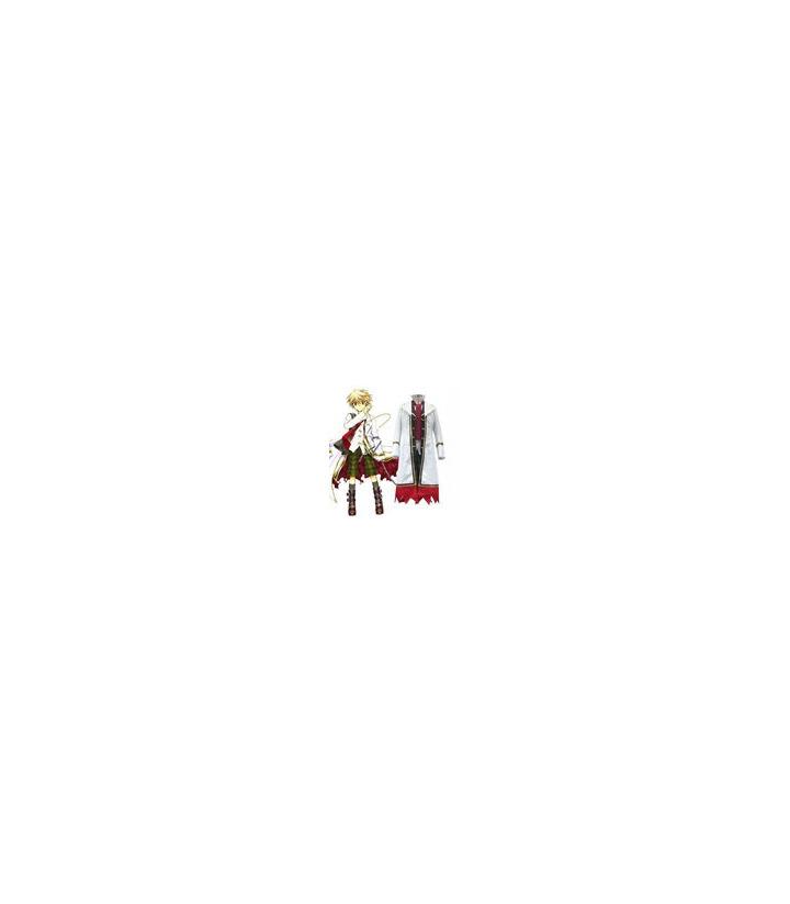 Pandora Hearts Oz Vessalius Mit Over Coat Cosplay