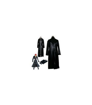 Kingdom Hearts cosplay Negro uniformes personalizados
