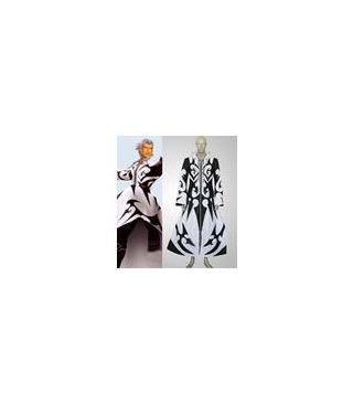 Kingdom Hearts Xemnas traje de cosplay