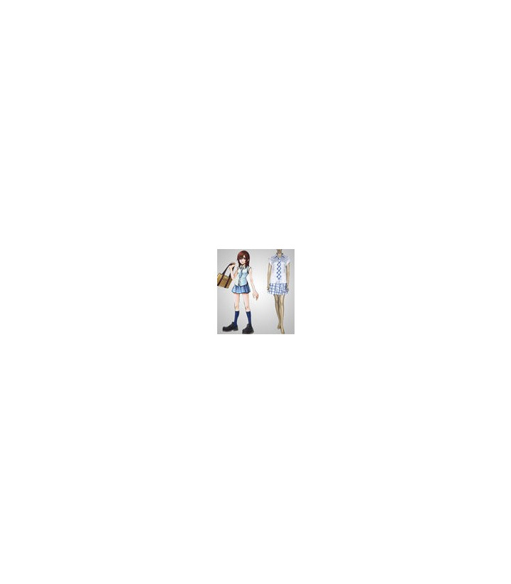 Kingdom Hearts Kairi cosplay Ver.2 vestuario blanco