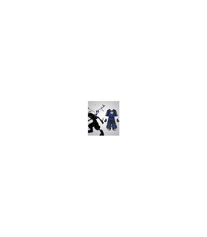 Kingdom Hearts Ver.2 contra el cosplay Sora
