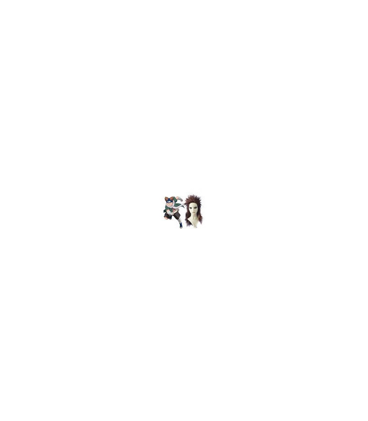 Naruto Choji Akimichi 60cm peluca cosplay