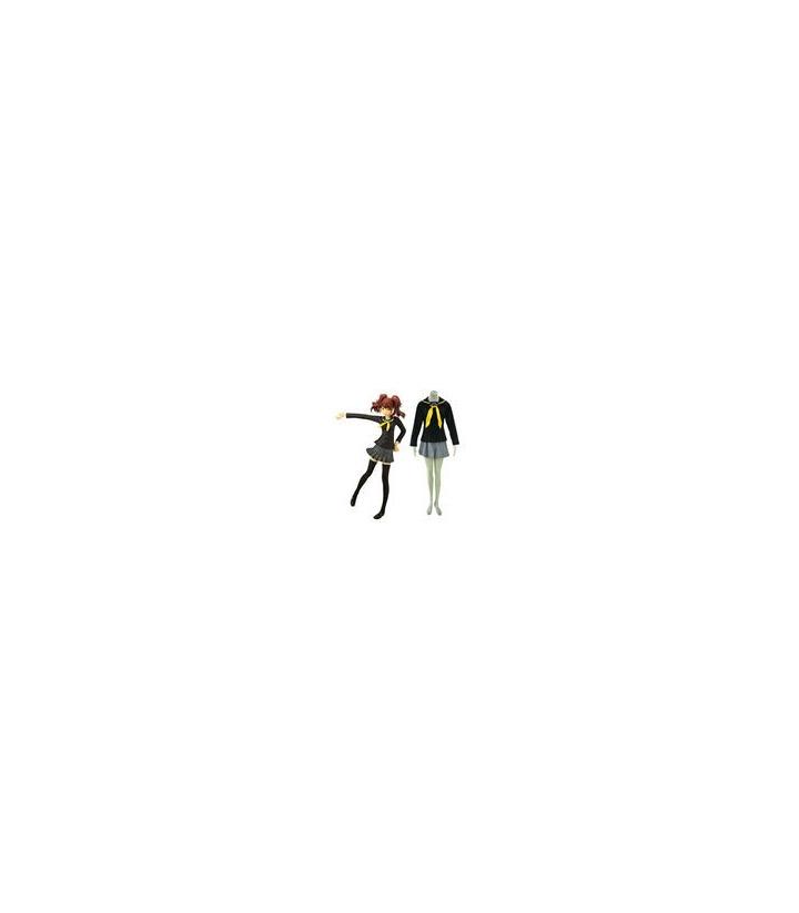 Persona 4 Invierno uniforme escolar cosplay