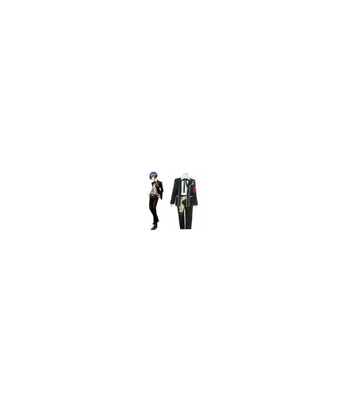 Persona 3 Traje Negro cosplay