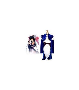 Sangokushi Taisen 3 Emperatriz Cao cosplay A