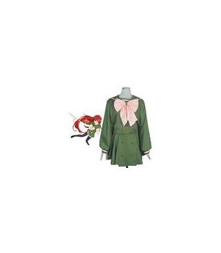 Shakugan no Shana cosplay traje Syana