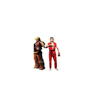 Street Fighter Ken vestuario