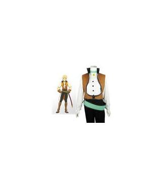 Cuentos del traje de cosplay Cecil Abismo individuo de Halloween