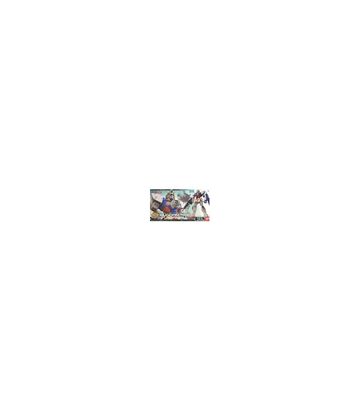 Gundam Model Kit 1/48 MEGA SIZE MODEL Gundam AGE-1 Normal