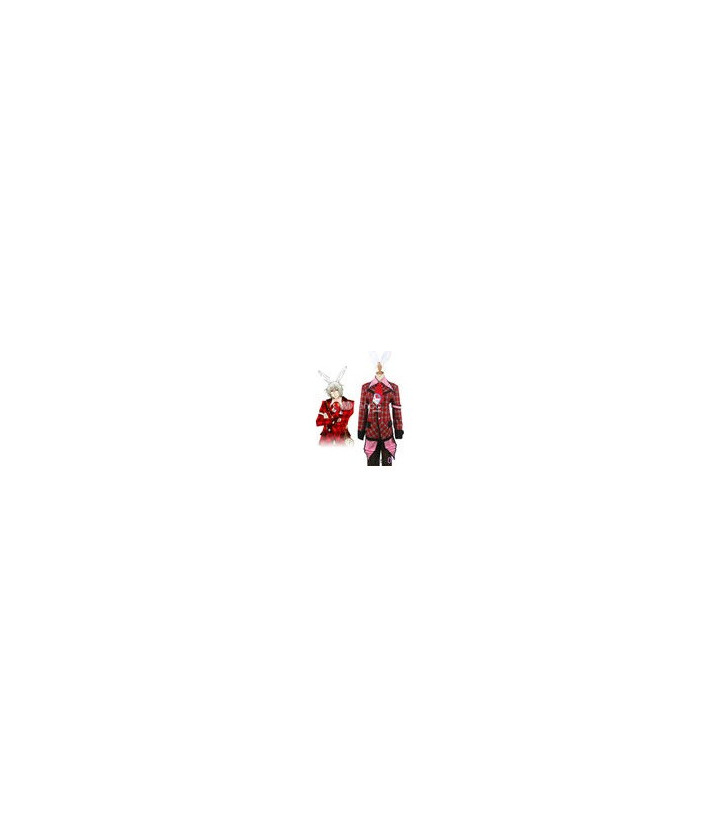 El Maravilloso Mundo Maravilla Rojo cosplay