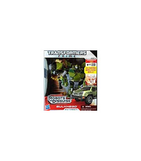 Transformers Prime Robots In Disguise Voyager Bulkhead [SOLD OUT]
