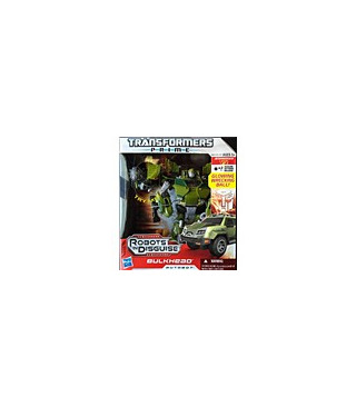 Transformers Prime Robots In Disguise Voyager Bulkhead