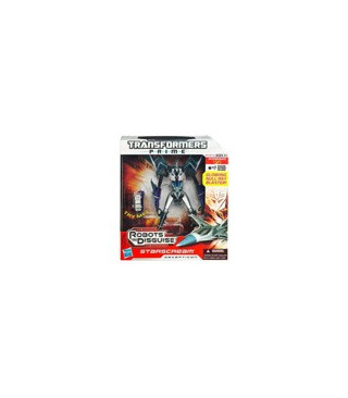 Transformers Prime Voyager Starscream [SOLD OUT]