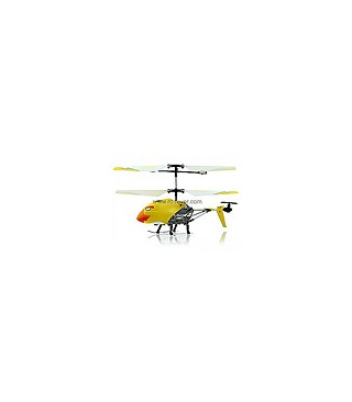 Angry Bird 3CH RC Helicopter RTF w/ Built-in Gyro (Yellow)