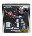 Transformers Masterpiece MP-13 Soundwave with Laserbeak