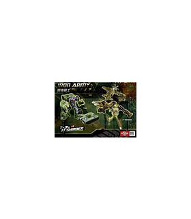 Transformers TFC Toys Iron Army Set B T34 & J-7 Shinden