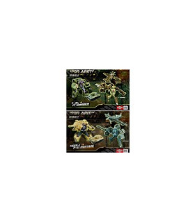 Transformers TFC Toys Iron Army Set A and Set B