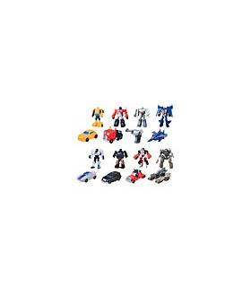 Transformers Chronicle EZ Collection Series 01 Box of 12