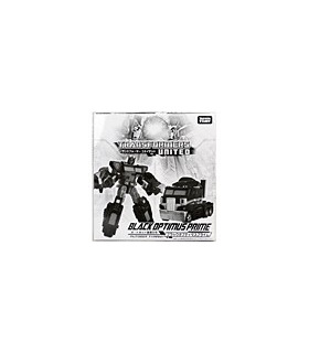 Transformers United Black Optimus Prime Nemesis Tokyo Exclusive