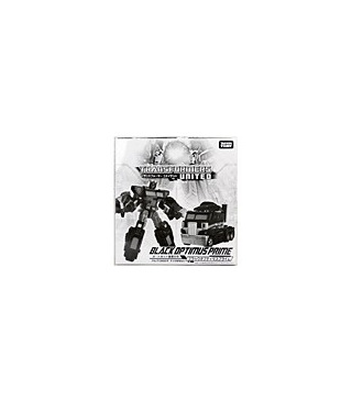 Transformers Prime Clear Optimus Prime Tokyo Toy Show Exclusive