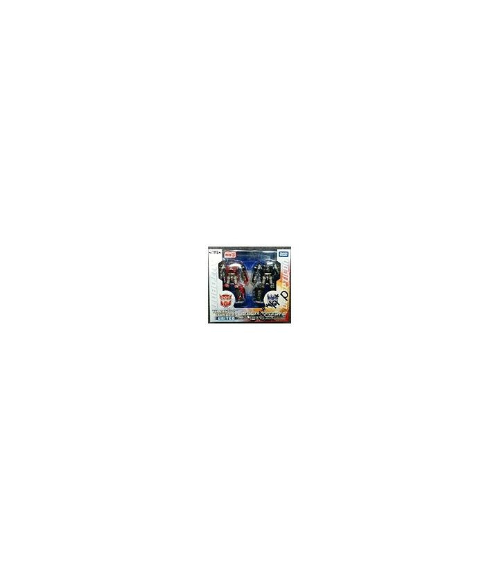 Transformers United UN-27 Windcharger Decepticon Wipeout