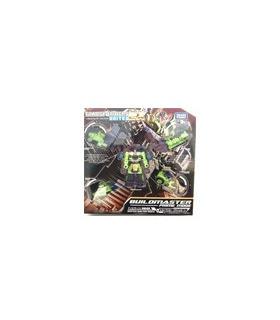 Transformers United EX 06 Builder Master Prime Mode
