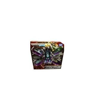 Transformers United EX Combat Master Prime Mode