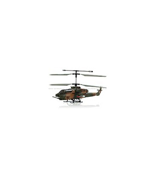 Syma S036G Marines Cobra 3CH RC Helicopter Gyro Camouflage
