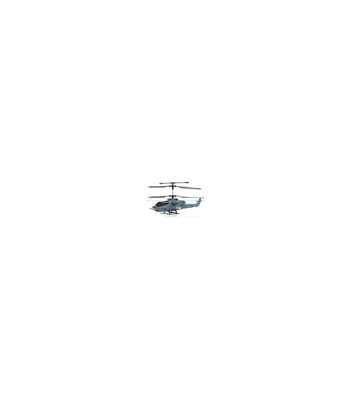 Syma S036G Marines Cobra Military 3CH RC Helicopter Gyro Grey