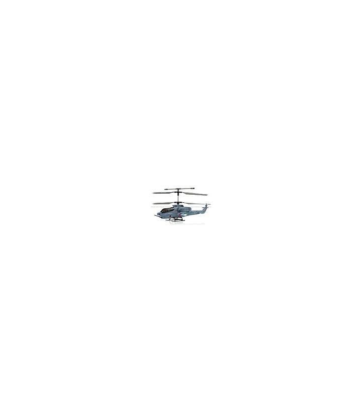 Syma S036G Marines Cobra Military 3CH RC Helicopter Gyro Grey