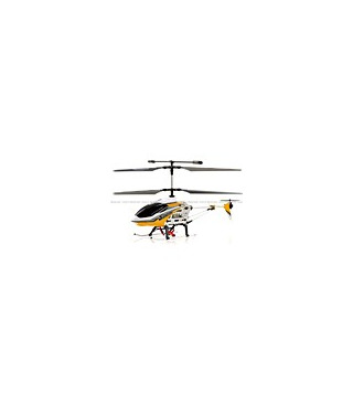 Syma S301G 3CH Coaxial Middle Size RC Helicopter RTF Gyro Yellow
