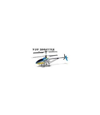 MJX F39 Shuttle 4CH 2.4G RC Helicopter RTF w/ Gyro Blue