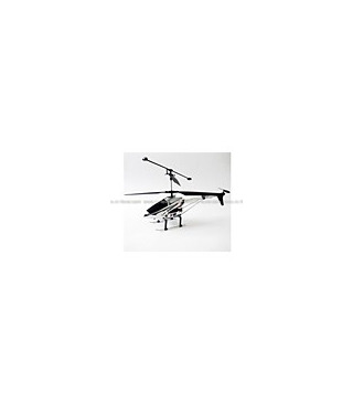 MJX T04 Shuttle 3CH RC Helicopter RTF w/ Gyro Sliver
