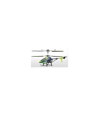 MJX T11 Shuttle 3CH RC Helicopter RTF w/ Gyro Green