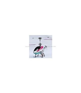 MJX T23 Thunderbird 4CH RC Helicopter RTF w/ Gyro Pink