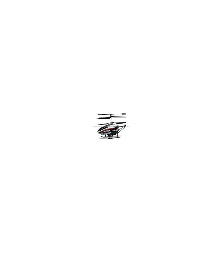 MJX T42C Shuttle 3CH RC Helicopter RTF w/ Gyro Spy Camera Sliver