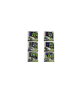 Transformers TFC Toys Hercules Full Set of 6