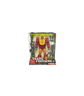Transformers Exclusive Masterpiece Rodimus Prime[SOLD  OUT]