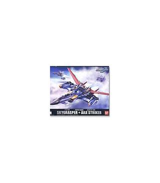Gundam Perfect Grade 1/60 Model Kit PG Skygrasper + Aile Striker