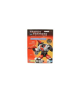 Hasbro Transformers G1 Reissue Red Alert [SOLD OUT]