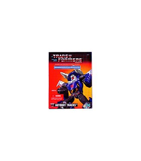 Hasbro Commemorative Transformers G1 Autobot Tracks [SOLD OUT]