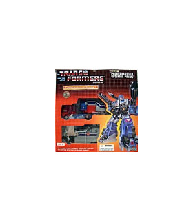 Transformers G1 Reissue Powermaster Optimus Prime [SOLD OUT]