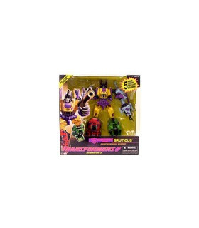 Transformers Exclusive G2 Bruticus Set FOC